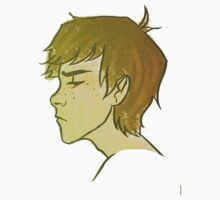 Hiccup Haddock Profile Sticker by skarl3tte