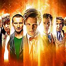 All Of The Doctors by TLinehan
