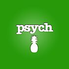 Psych iPhone Case Variation by tychilcote