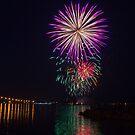 The Bombs Bursting in Air by jamesdrakemedia