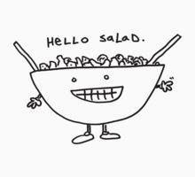 Hello Salad Kids Clothes