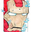 IRON MAN  by Kyle Tweed
