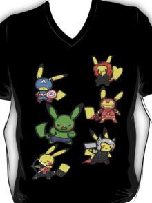 Pikachu Avengers T-Shirt