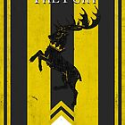 House Baratheon: Ours Is The Fury by accioloki