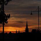 Bendigo Sunset by Joel Bramley