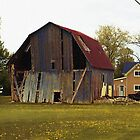  Old Barn by Barry W  King