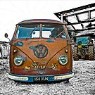 VW Split Screen by mhfore