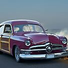1950 Ford Woody Surf&#x27;n Wagon by DaveKoontz