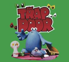 Don't you open that trap door! by BungleThreads