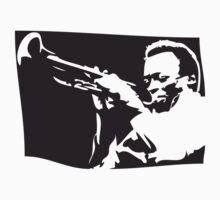 Miles Davis by 53V3NH