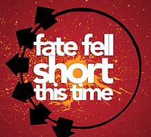 Fate (Blink-182) by bradfantin