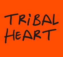 Tribal Heart by Vana Shipton