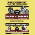 Mario Vs Bowser by ArrowValley