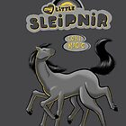 My Little Sleipnir 1 by Gallifreya