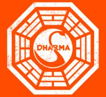 Dharma Swan Station Kids Clothes