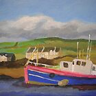 The View From Kinsale I by MaKayla Songer