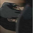 Itachi 12- Profile Naruto iPhone Case by squidkid