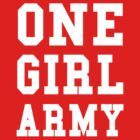 One Girl Army by bboyhyper