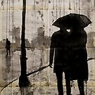 rain drops by Loui  Jover