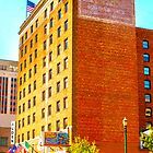 Sam Houston Hotel HDR by expressit