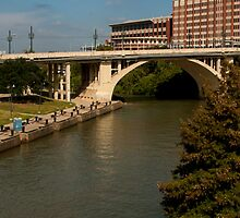 Bayou, College,  Down Town Houston TX by expressit