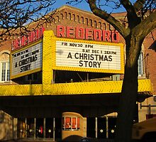 The Redford Theatre by Guy Ricketts