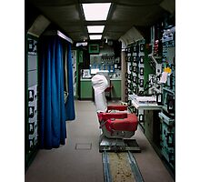 Minuteman Missile Delta 01 Lunch Control Facility Photographic Print