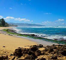 South shore Oahu Hawaii by raymona pooler