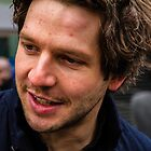 Damien Molony by Paul Bird