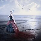 Crimson Tides by Line Svendsen