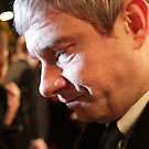 Martin Freeman (The Hobbit) by Paul Bird