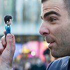 Zachary Quinto by Paul Bird