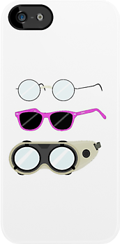 Glasses and Goggles- Potter/Starkid/Dr.Horrible by Jarriet