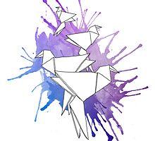 Origami by molganzoid