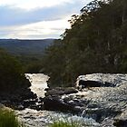 Ebor Falls by Laura Sykes