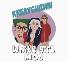 Kreayshawn and the white girl mob  by Courtss