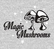 Magic Mushroom by JohnnySilva