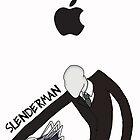 Slender; iPhone Case by jesshedley