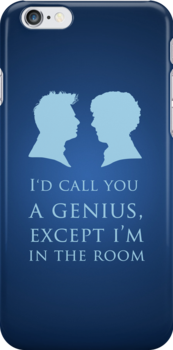 I'd Call You A Genius II by saniday