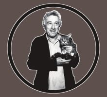 De Niro: Cat Lover by BadReplicant