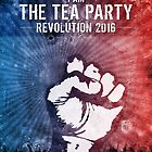 Tea Party Revolution 2016 by morningdance