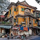 Vietnam. Hanoi. Old House. by vadim19