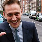 Tom Hiddleston (Empire Film Awards) by Paul Bird