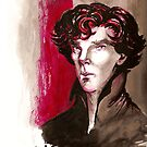 Sherlock - Into Darkness by NadddynOpheliah