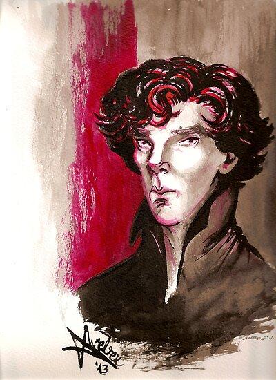 Sherlock - Into Darkness by NadddynOpheliah
