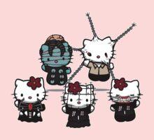 Hellraiser Kat gang by HiKat