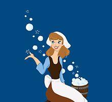 Peasant Princess: Cinderella  by Chantelle Janse van Rensburg