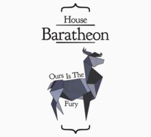 House Baratheon - Stained Glass by Jack Howse