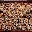Carvings of Banteay Srei, I by Vladimir Rudyak