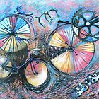 Bicycles by Marion Yeo